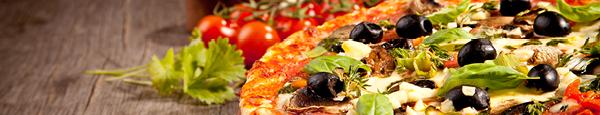 Spezial Pizza